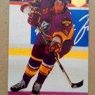 1995-96 Leaf Elit Set Sweden #40 Sergei Fokin Farjestads BK