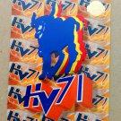 1995-96 Leaf Elit Set Sweden #47 HV 71 Checklist