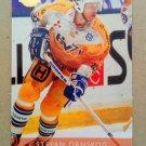 1995-96 Leaf Elit Set Sweden #57 Stefan Ornskog HV 71