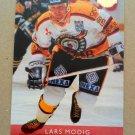 1995-96 Leaf Elit Set Sweden #76 Lars Modig Lulea HF