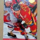 1995-96 Leaf Elit Set Sweden #81 Tomas Berglund Lulea HF