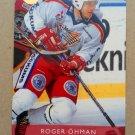 1995-96 Leaf Elit Set Sweden #88 Roger Ohman Malmo IF