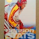 1995-96 Leaf Elit Set Sweden #98 Modo Hockey Season Stats