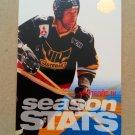 1995-96 Leaf Elit Set Sweden #125 Vasteras IK Season Stats