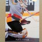 1995-96 Leaf Elit Set Sweden #126 Mats Ytter Vasteras IK