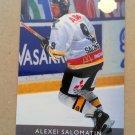 1995-96 Leaf Elit Set Sweden #133 Alexei Salomatin Vasteras IK