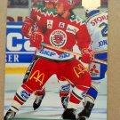 1995-96 Leaf Elit Set Sweden #141 Ronnie Sundin Vastra Frolunda HC