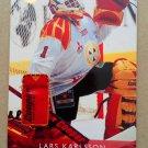 1995-96 Leaf Elit Set Sweden #168 Lars Karlsson Brynas IF
