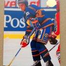 1995-96 Leaf Elit Set Sweden #192 Bjorn Nord Djurgardens IF