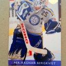 1995-96 Leaf Elit Set Sweden #235 Per-Ragnar Bergkvist Leksands IF