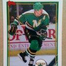 1991-92 Topps #308 Mark Tinordi Minnesota North Stars