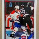 1991-92 Topps #349 Brian Skrudland Montreal Canadiens