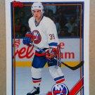 1991-92 Topps #389 Hubie McDonough New York Islanders
