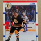1990-91 Score American #16 Bob Carpenter Boston Bruins