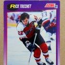 1991-92 Score American #9 Rick Tocchet Philadelphia Flyers