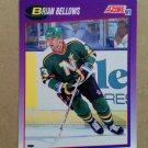 1991-92 Score American #160 Brian Bellows Minnesota North Stars
