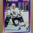 1991-92 Score American #365 Chris Dahlquist Minnesota North Stars