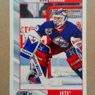 1992-93 Score #123 Bob Essensa Winnipeg Jets