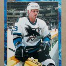 1993-94 Score #546 Jamie Baker San Jose Sharks