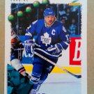 1994-95 Score #3 Wendel Clark Toronto Maple Leafs