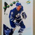 1994-95 Score #112 Mike Gartner Toronto Maple Leafs