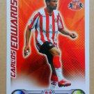 2008-09 Topps Match Attax Premier League Carlos Edwards Sunderland