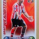 2008-09 Topps Match Attax Premier League Grant Leadbitter Sunderland