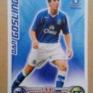 2008-09 Topps Match Attax Extra Premier League Dan Gosling Everton