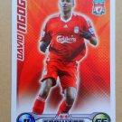 2008-09 Topps Match Attax Extra Premier League David Ngog Liverpool