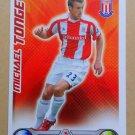 2008-09 Topps Match Attax Extra Premier League Michael Tonge Stoke City