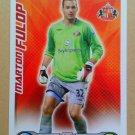2008-09 Topps Match Attax Extra Premier League Marton Fulop Sunderland