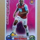 2008-09 Topps Match Attax Extra Premier League Herita Ilunga West Ham United
