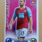 2008-09 Topps Match Attax Extra Premier League Diego Tristan West Ham United