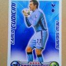 2008-09 Topps Match Attax Extra Premier League Carlo Cudicini NS Tottenham Hotspur
