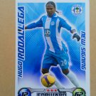 2008-09 Topps Match Attax Extra Premier League Hugo Rodallega NS Wigan Athletic