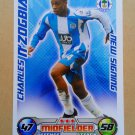 2008-09 Topps Match Attax Extra Premier League Charles N'Zogbia NS Wigan Athletic