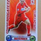 2008-09 Topps Match Attax Extra Premier League Emanuel Pogatetz CC Middlesbrough