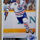 1992-93 Upper Deck #282 Martin Gelinas Edmonton Oilers