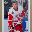 1992-93 Upper Deck #296 Ray Sheppard Detroit Red Wings