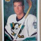 1993-94 Upper Deck #16 Sean Hill Anaheim Mighty Ducks