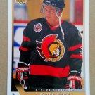 1993-94 Upper Deck #34 Radek Hamr Ottawa Senators