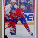 1993-94 Upper Deck #108 Paul DiPietro Montreal Canadiens