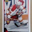 1993-94 Upper Deck #131 Paul Ranheim Calgary Flames