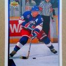 1993-94 Upper Deck #166 Thomas Steen Winnipeg Jets
