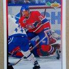 1993-94 Upper Deck #184 Eric Desjardins Montreal Canadiens