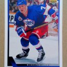 1993-94 Upper Deck #195 Keith Tkachuk Winnipeg Jets