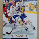 1993-94 Upper Deck #221 Pat LaFontaine Buffalo Sabres