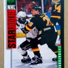 1993-94 Upper Deck #245 Dan Ratushny Vancouver Canucks Rookie