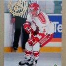 1993-94 Upper Deck #255 Jeff Bes Canada