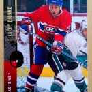 1994-95 Upper Deck #57 Gilbert Dionne Montreal Canadiens